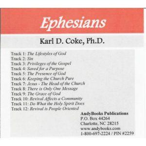 Ephesians MP3-500x500