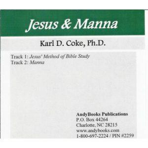 Jesus Manna MP3-500x500